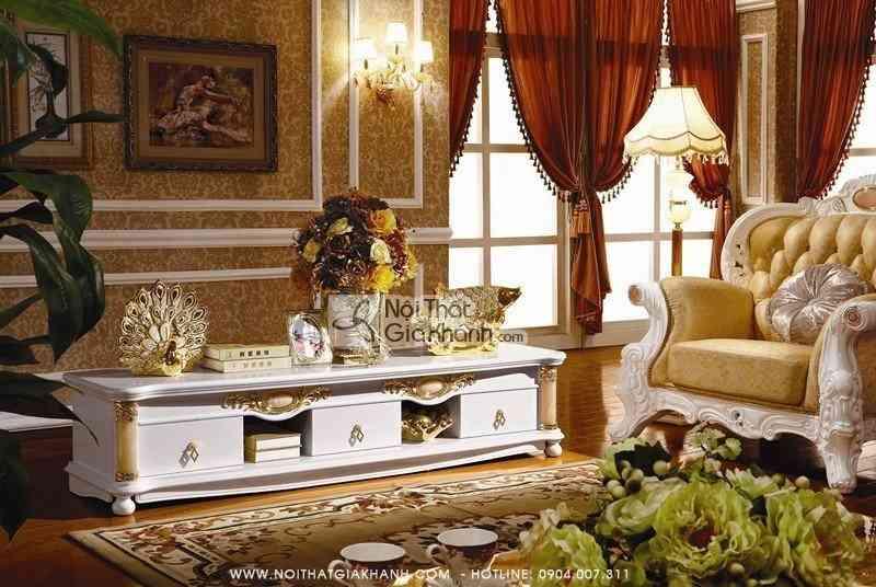 ke tivi cho phong khach dep kh3029k2 - Kệ tivi cho phòng khách đẹp KH3029K2