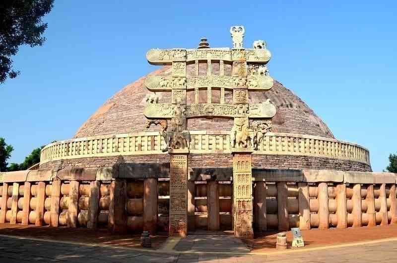 Khám phá đặc điểm kiếm trúc tôn giáo ở Ấn Độ - kham pha dac diem kiem truc ton giao o an do 2