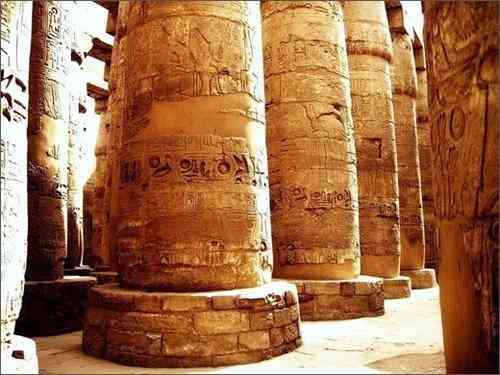 Kiến trúc Ai cập cổ đại và những công trình vĩ đại - Karnak