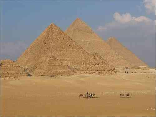 Kiến trúc Ai cập cổ đại và những công trình vĩ đại
