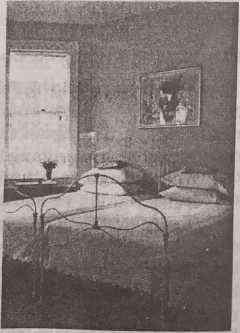 Làm thế nào xoá bỏ thanh xà ngang trong phòng ngủ?