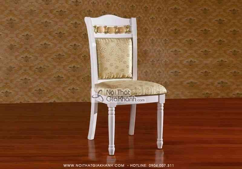 Những mẫu ghế ăn mới đẹp nhất - mau ghe go ban an KH208S