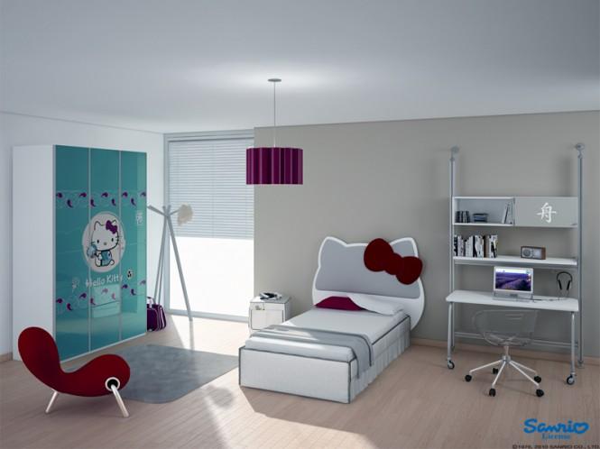 mau-nha-dep-Aqua-purple-red-Hello-Kitty-room-665x498