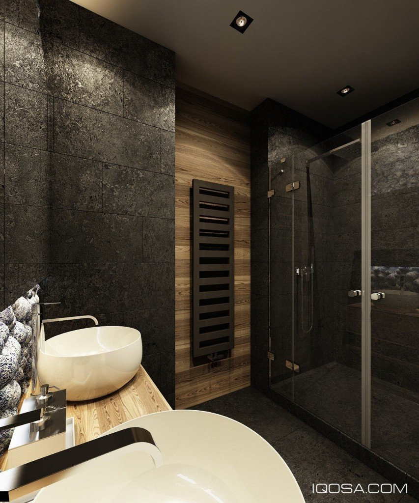 mau-nha-dep-black-and-wood-bathroom-design