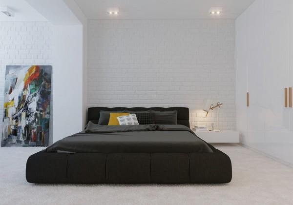 mau-nha-dep-black-platform-bed-600x420
