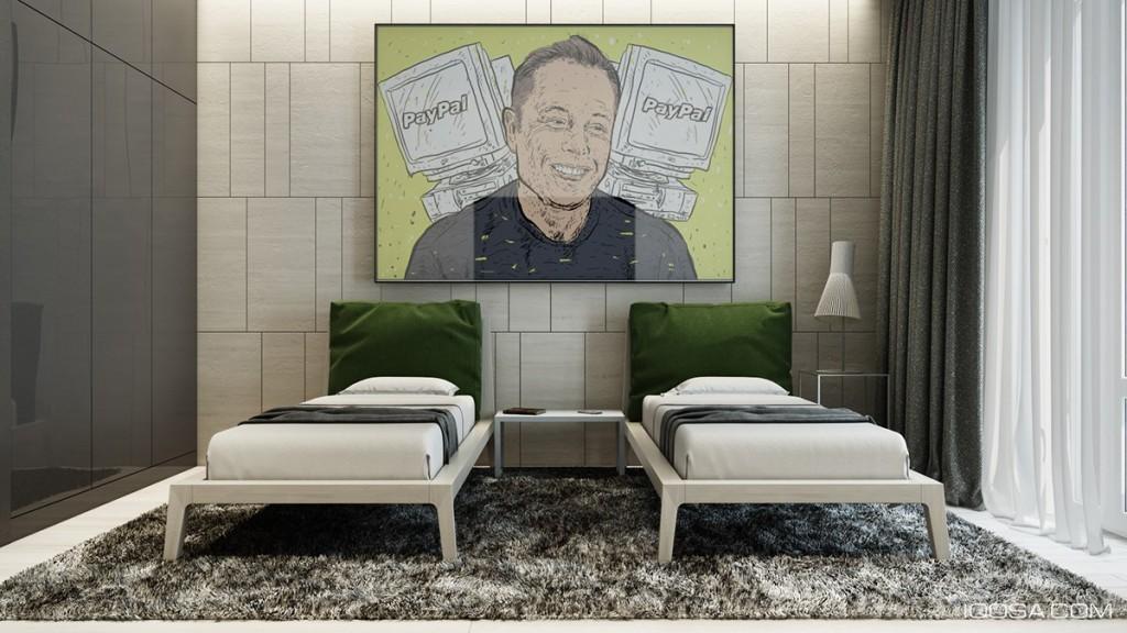 mau-nha-dep-brighten-a-bedroom-interior-with-artwork