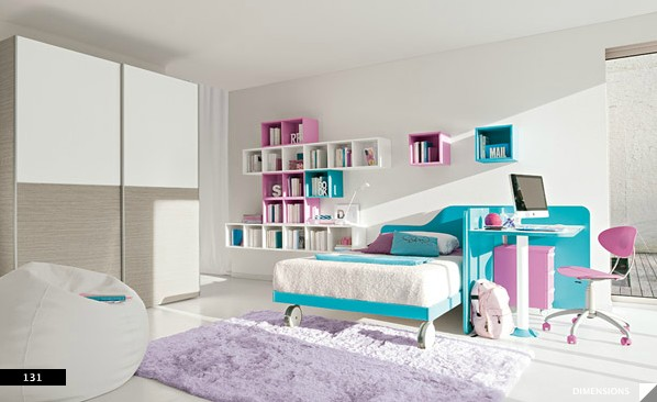 mau-nha-dep-minimal-furniture-yields-big-in-girls-bedroom