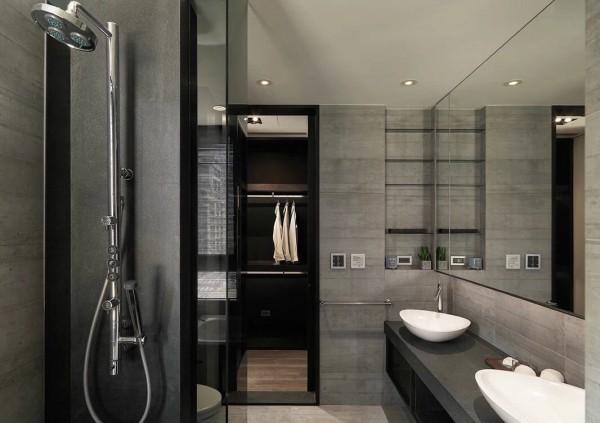 mau-nha-dep-minimalistic-monochromatic-bathroom-600x423