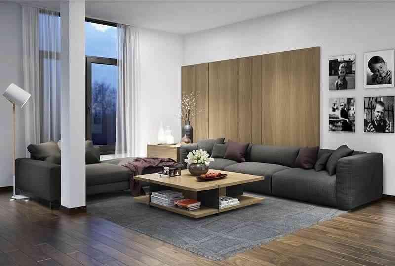 Mẫu nội thất đồ gỗ hiện đại phong cách châu âu - mau noi that do go hien dai phong cach chau au 4