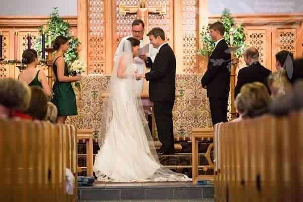lễ cưới công giáo