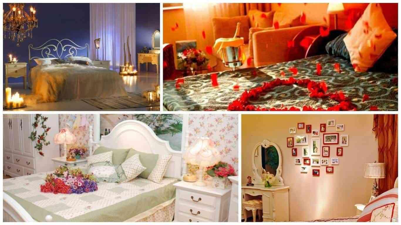 Những cách trang trí phòng cưới đẹp nhất - nhung cach trang tri phong cuoi dep nhat 2