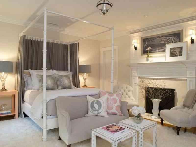 Những ý tưởng thiết kế nội thất phòng ngủ cổ điển tuyệt đẹp - nhung y tuong thiet ke noi that phong ngu co dien tuyet dep 4