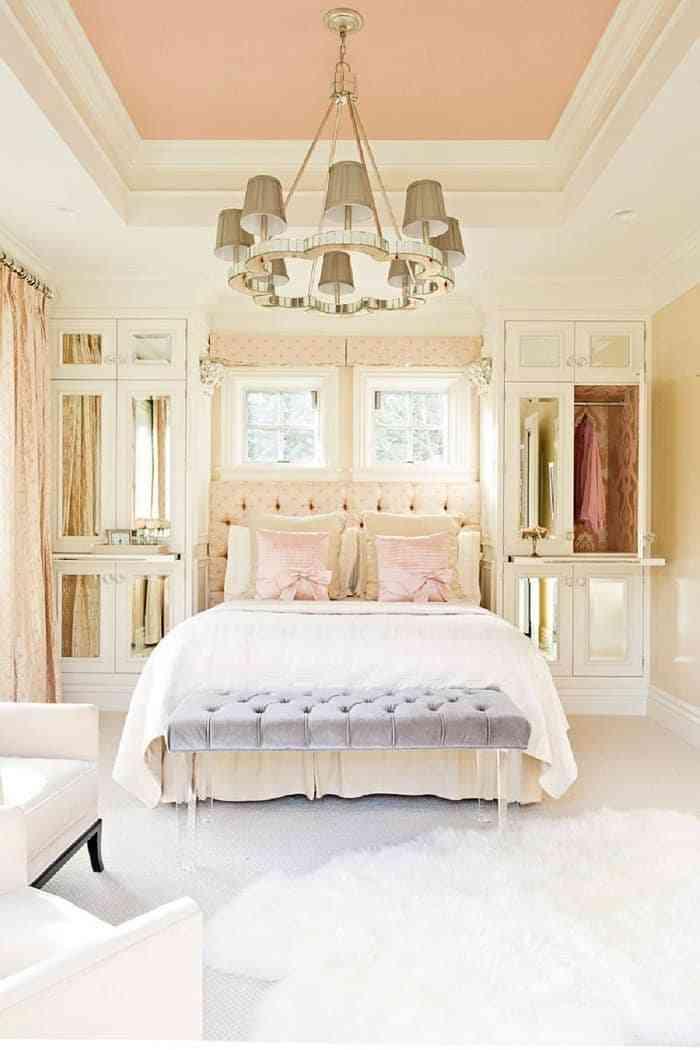 Những ý tưởng thiết kế nội thất phòng ngủ cổ điển tuyệt đẹp - nhung y tuong thiet ke noi that phong ngu co dien tuyet dep 9