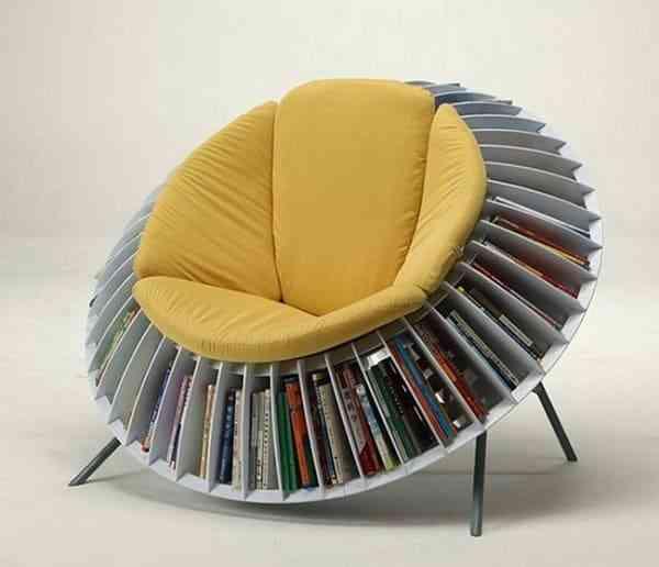 """Phát cuồng với bộ sưu tập ghế đọc sách siêu """"Cool"""" - phat cuong voi bo suu tap ghe doc sach sieu cool 11"""