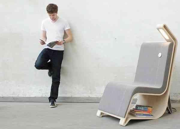 """Phát cuồng với bộ sưu tập ghế đọc sách siêu """"Cool"""" - phat cuong voi bo suu tap ghe doc sach sieu cool 12"""