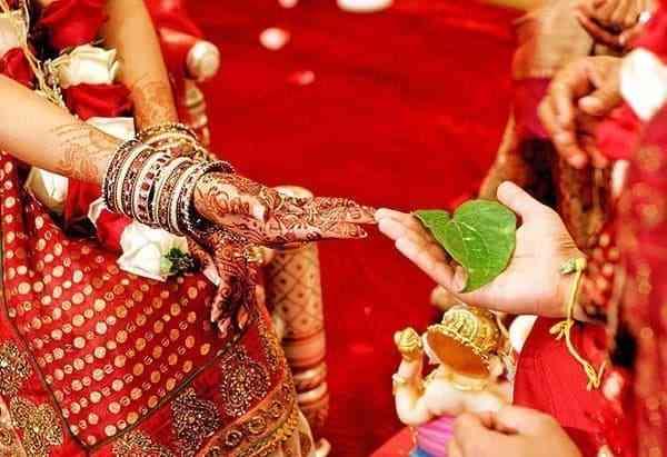 phong tục cưới ấn độ