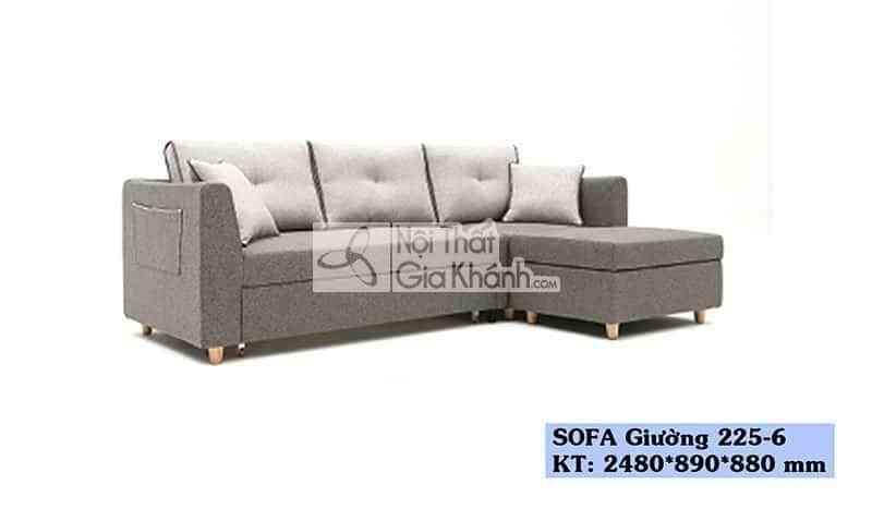 Sofa đa năng - Sofa giường Hà Nội SF225-6