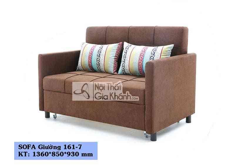 Sofa đa năng - Sofa giường - Sofa bed mã SF161-7 - sofa da nang sofa giuong sofa bed ma sf161 7