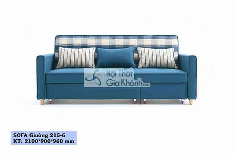Sofa đa năng - Sofa giường thông minh SF215-6 - sofa da nang sofa giuong thong minh sf215 6