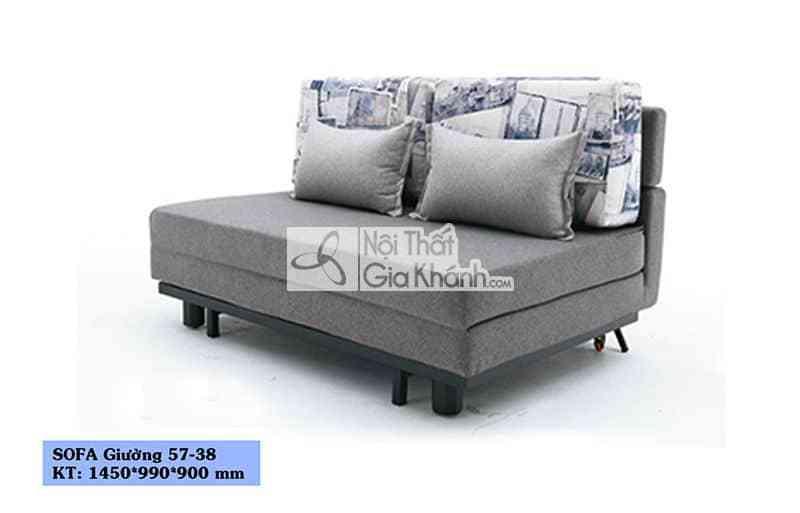 Sofa giường – Ghế Sofa nhỏ đa năng SF57-38