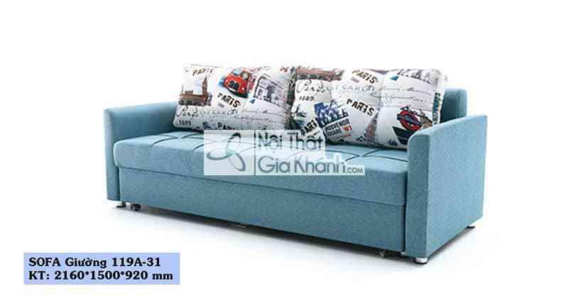 Sofa giường – Sofa đa năng SF 119A-31