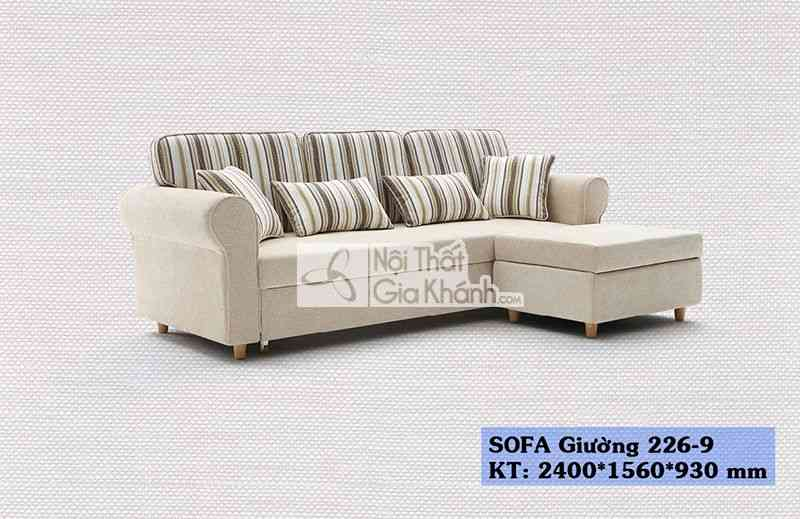 Sofa giường - Sofa đa năng SF226-9 - sofa giuong sofa da nang sf226 9
