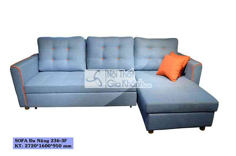 Sofa giường – Sofa đa năng SF236-3F