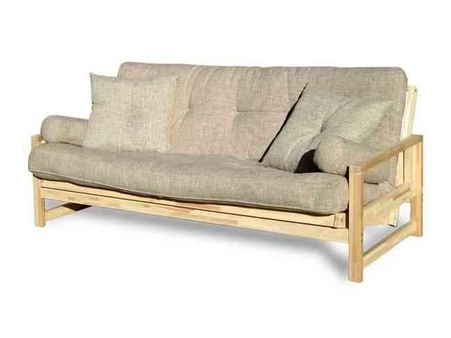 Sofa Nhật Bản ROMA - Sofa giường gỗ cứng