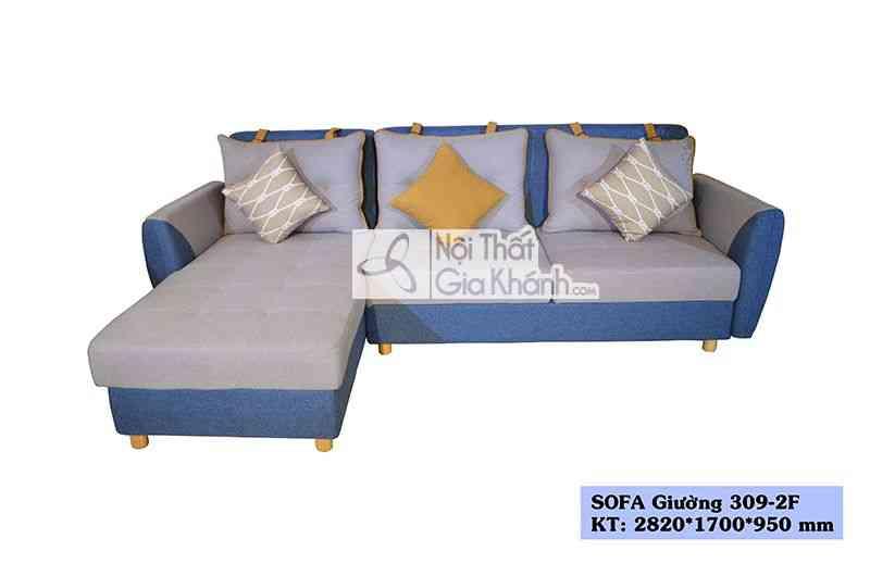 Sofa giường - Sofa đa năng 309-2F