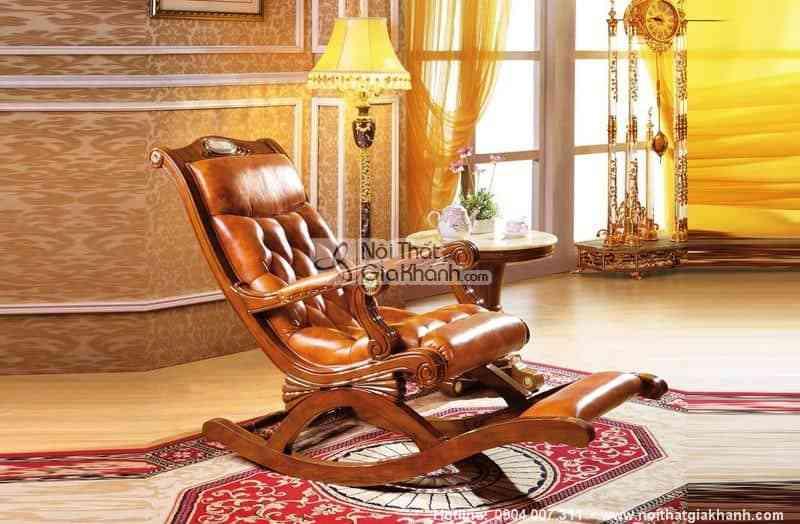 Sofa thư giãn – Ghế thư giãn ngả lưng KH271s