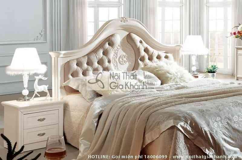 tab dau giuong phong cach han quoc a68b - Tab đầu giường phong cách Hàn Quốc A68B