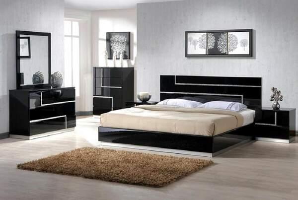 Tại sao không được đặt gương đối diện giường ngủ?