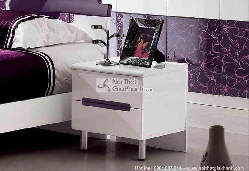 tap dau giuong hd217b - Bộ phòng ngủ Lovely gỗ công nghiệp HĐ217BG
