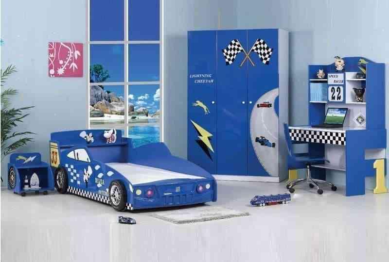 Thiết kế phòng ngủ cho bé trai thật phong cách - thiet ke phong ngu cho be trai that phong cach 1