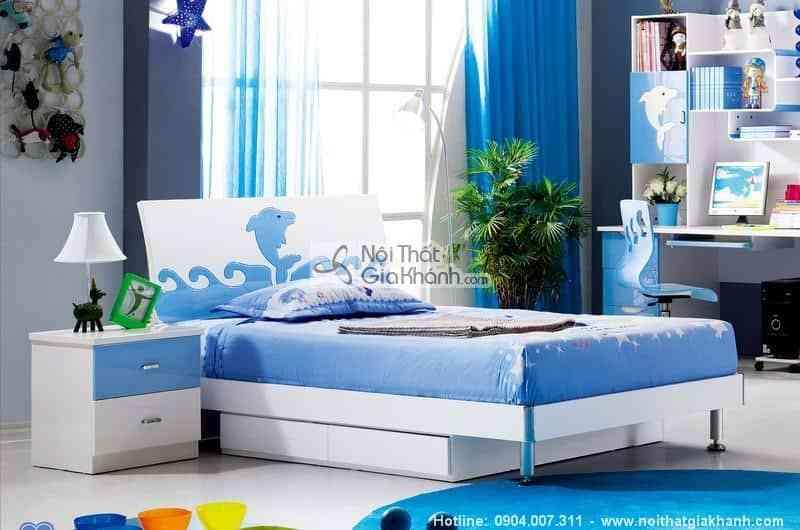 Thiết kế phòng ngủ cho bé trai thật phong cách - thiet ke phong ngu cho be trai that phong cach 3