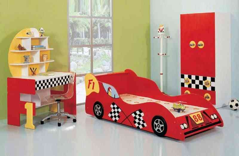 Thiết kế phòng ngủ cho bé trai thật phong cách - thiet ke phong ngu cho be trai that phong cach 4