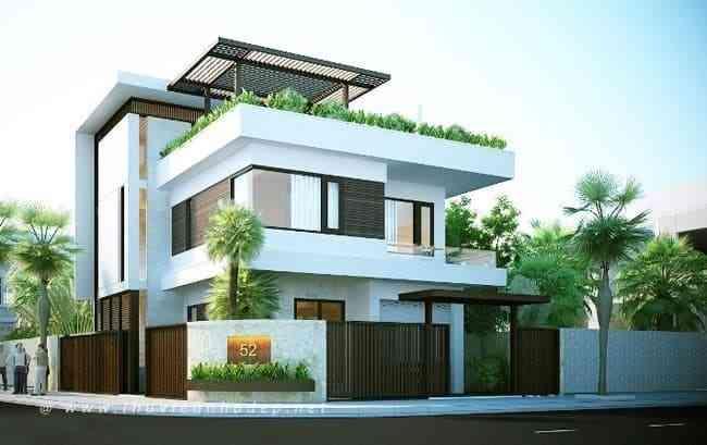 Tìm hiểu phong cách kiến trúc hiện đại
