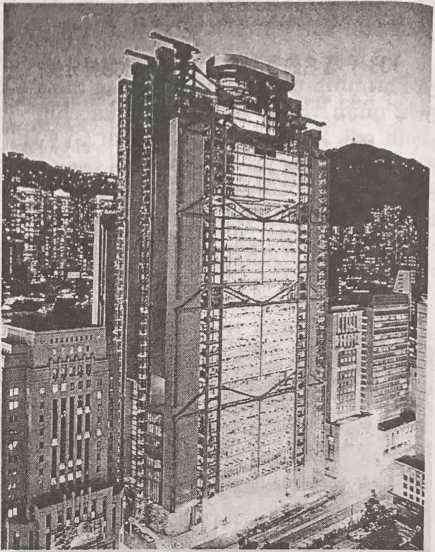 Tòa nhà Ngân hàng Trung Quốc có nét phong thủy gì cạnh tranh vói Phủ Tổng đốc?