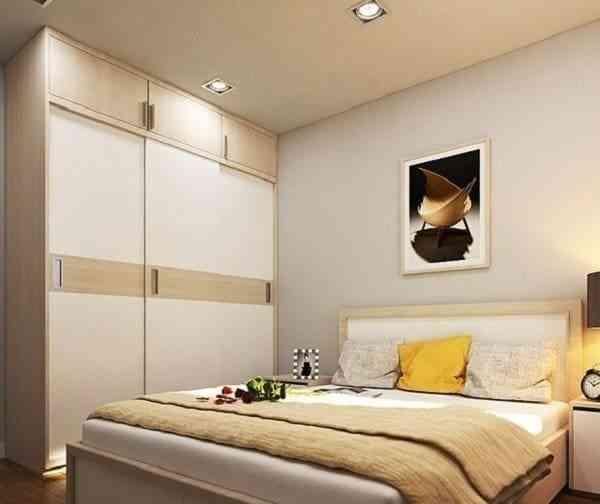 Trang trí nội thất phòng ngủ diện tích 12m2 - trang tri noi that phong ngu dien tich 12m2