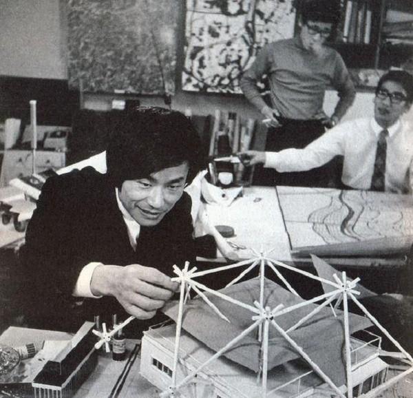 CÁC HỌC THUYẾT KIẾN TRÚC CỦA KISHO KUROKAWA