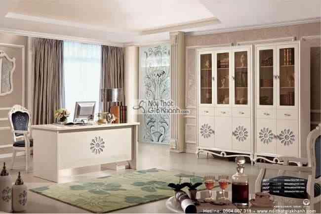 Các mẫu thiết kế bàn làm việc thông minh trong phòng ngủ - cac mau thiet ke ban lam viec thong minh trong phong ngu
