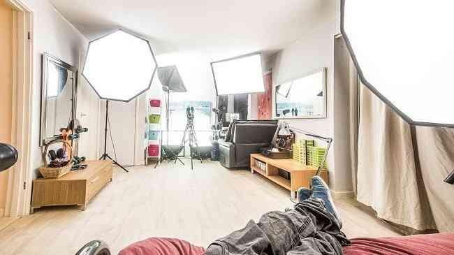 Cách bố trí phòng làm việc tại nhà đẹp không tưởng (6)