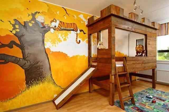 Cùng ngắm những mẫu phòng ngủ trẻ em đẹp nhất thế giới (2)