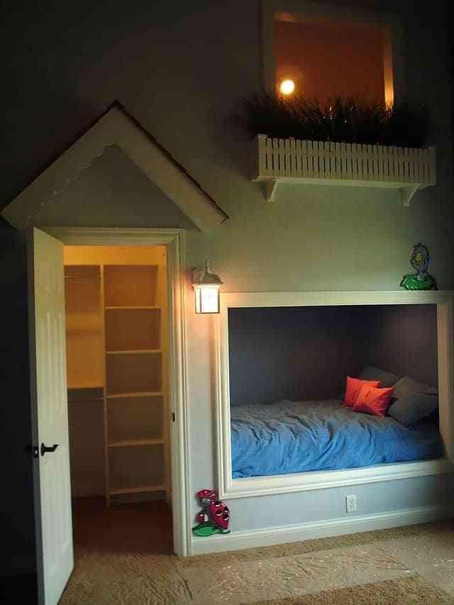 Cùng ngắm những mẫu phòng ngủ trẻ em đẹp nhất thế giới (7)