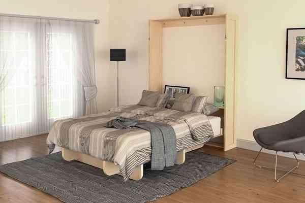 Những mẫu giường ngủ đơn giản mà đẹp - nhung mau giuong ngu don gian ma dep 2