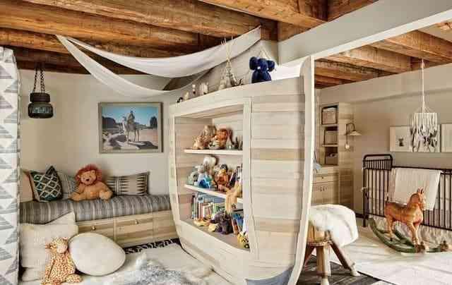 Trang trí thiết kế phòng ngủ trẻ em đẹp, bé nào cũng phải mê! - trang tri thiet ke phong ngu tre em dep be nao cung phai me 2