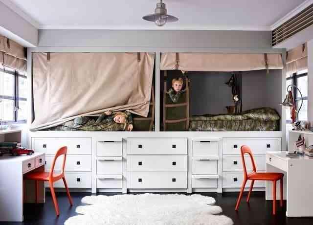 Trang trí thiết kế phòng ngủ trẻ em đẹp, bé nào cũng phải mê! - trang tri thiet ke phong ngu tre em dep be nao cung phai me 3