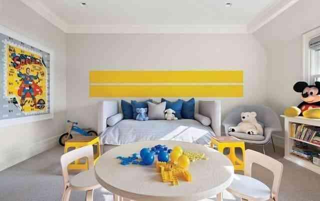 Trang trí thiết kế phòng ngủ trẻ em đẹp, bé nào cũng phải mê! - trang tri thiet ke phong ngu tre em dep be nao cung phai me 4