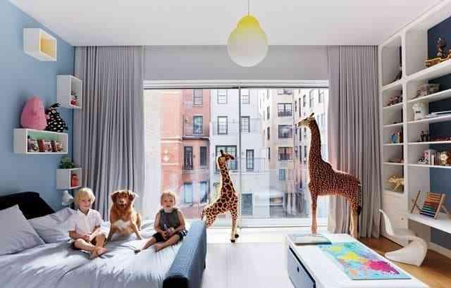 Trang trí thiết kế phòng ngủ trẻ em đẹp, bé nào cũng phải mê! - trang tri thiet ke phong ngu tre em dep be nao cung phai me