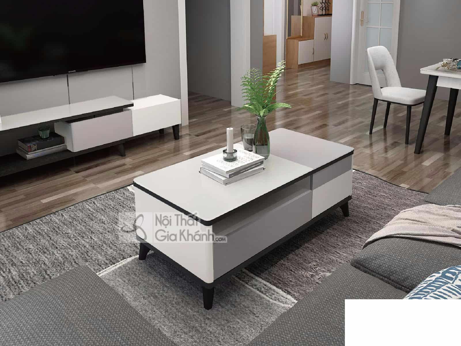 Sofa da góc chữ L hiện đại SF933-2B - ban tra 1m3 mat kinh cuong luc hien dai hc5701 1